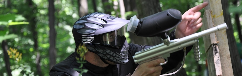 Commandos Paintball Club Moldova Chisinau - oQey Header